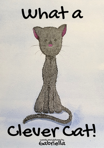 What a Clever Cat? by Gabriella Heyburn - *PRE-ORDER*