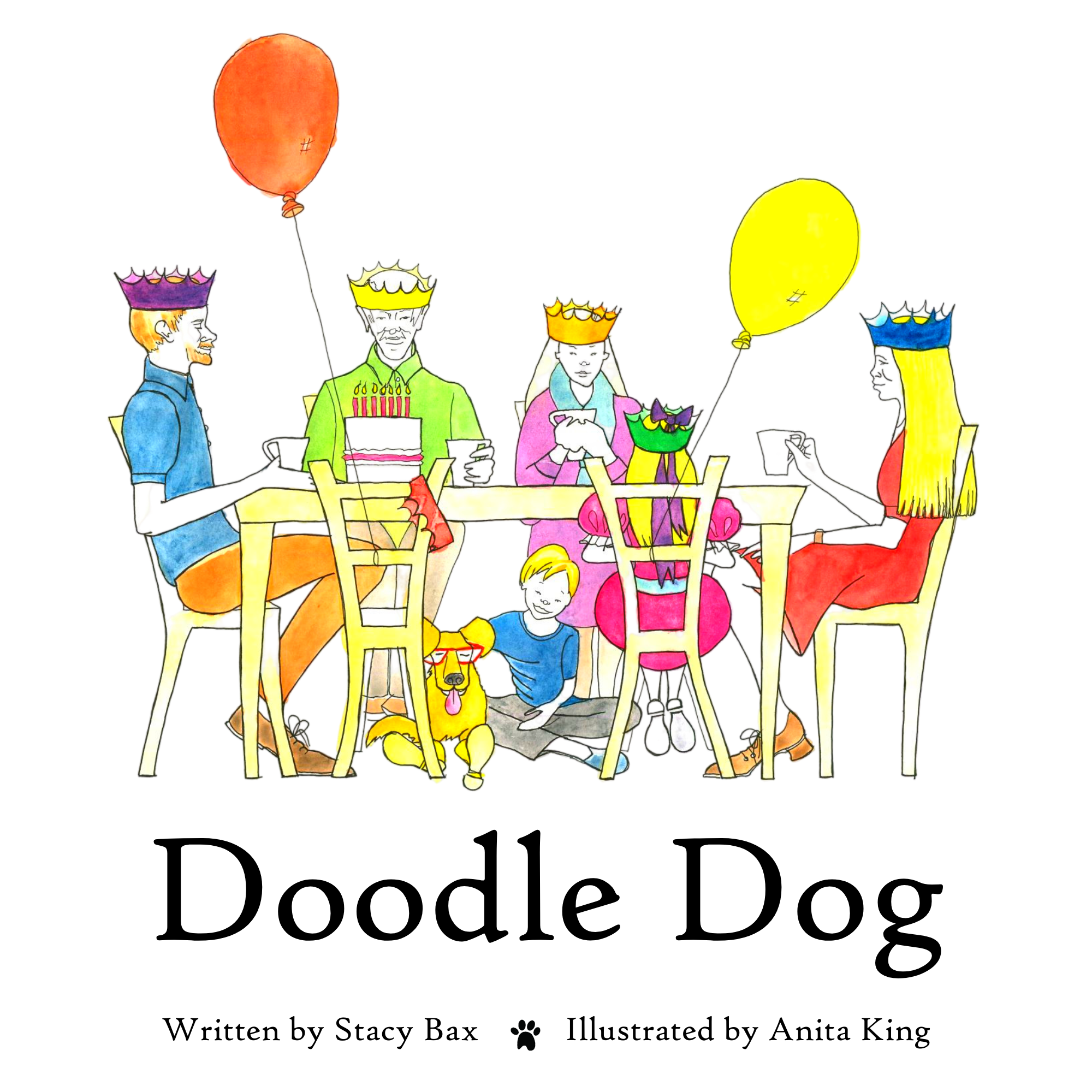 Doodle Dog by Stacy Bax and Anita King