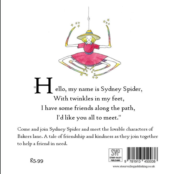 Sydney Spider by Stacy Bax and Anita King