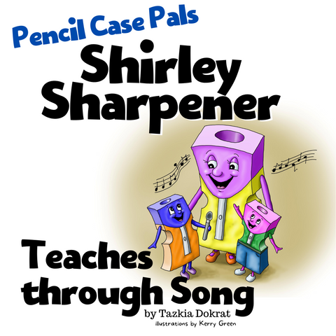 Shirley Sharpener Teaches through Song *PRE ORDER*
