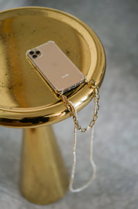 Phone case with Pearl Drop and Goldie