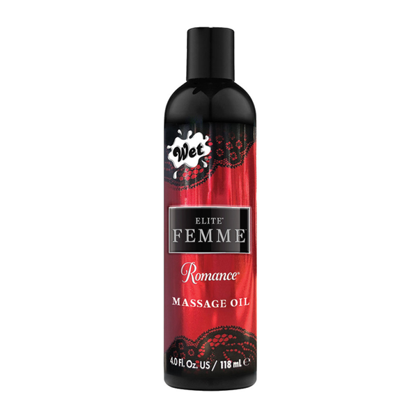 Aceite masaje Massage Oil Elite Femme de Wet