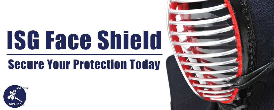 Purchase your ISG Face Shield individually here.