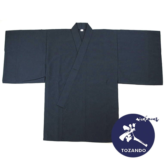 Front view of the kimono version.