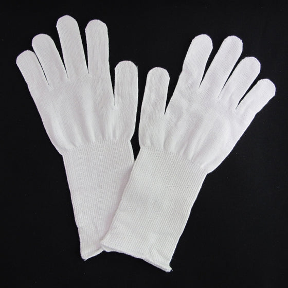 The pair of under kote gloves.