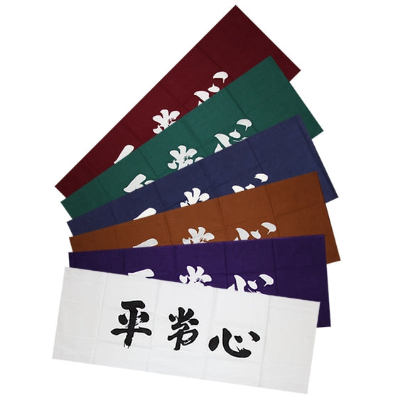 Tenugui Towel HEIJOSHIN All colors