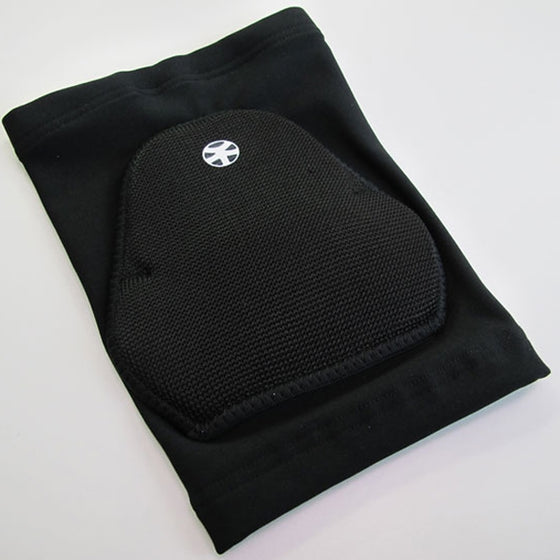 Front view of the knee protector.
