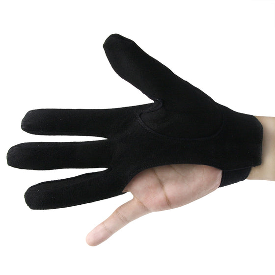 Deluxe Deerskin Jukendo Shino Right Hand Glove navy 1