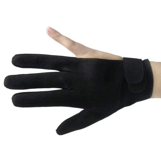 Deluxe Deerskin Jukendo Shino Right Hand Glove navy 4
