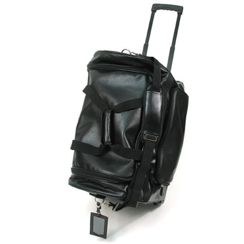 Alternative angle of the full traveller bogu bag.