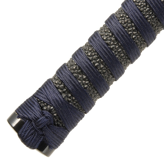 Close-up of the Tsuka