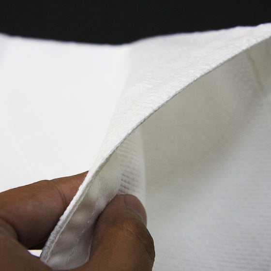 Hourai Lightweight Anti-Bacterial Aikido Gi fabric thickness