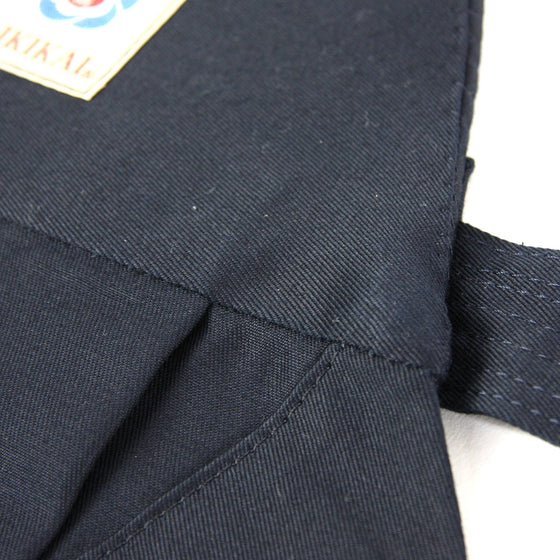 Deluxe Cotton Aikido Hakama TAKE detail