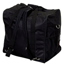 Full view of the black bogu bag version.