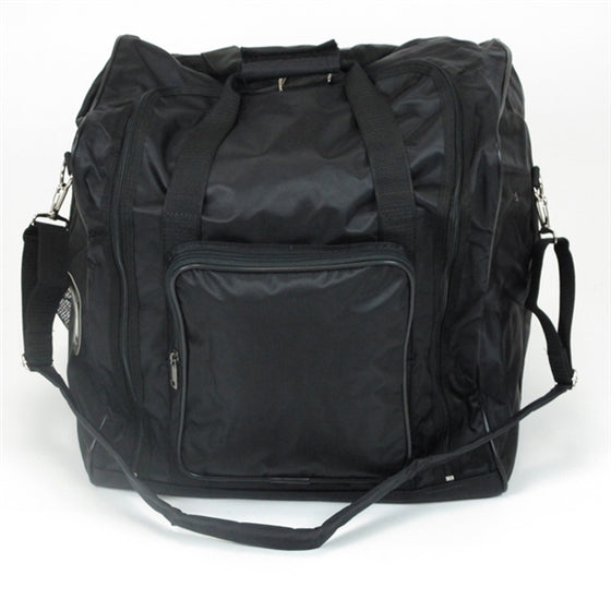 Front view of the bogu bag.