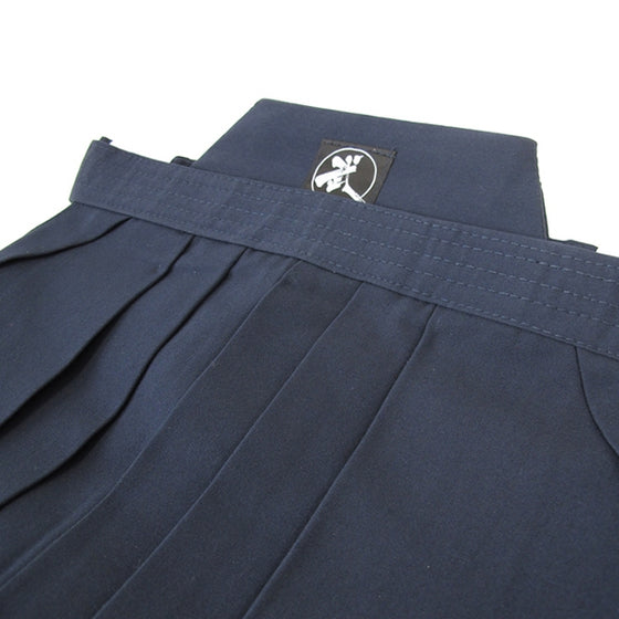 Obi and upper pleats close-up.