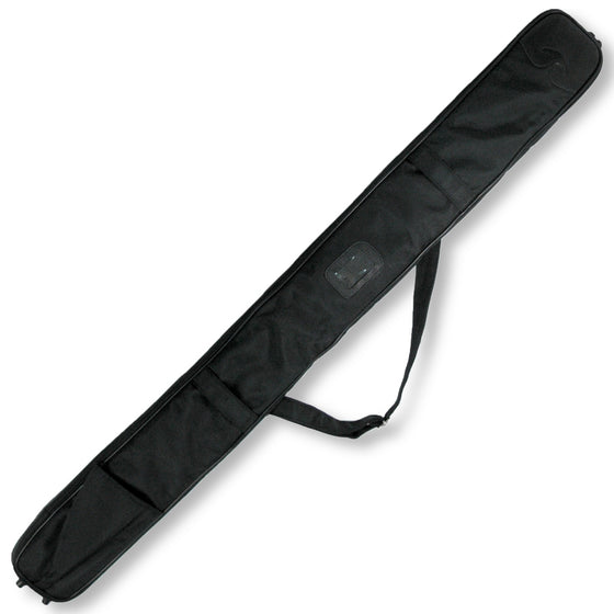 Full view of the shinai bag.