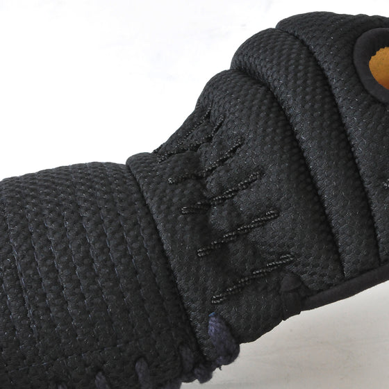 Panther - 6mm Fit-stitch Black Tetknit Kendo Kote