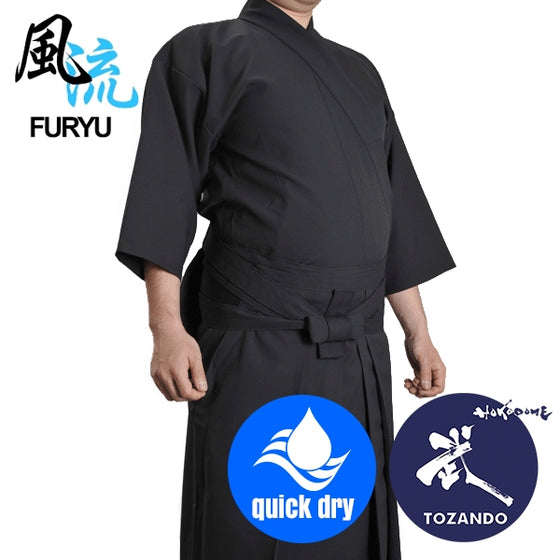 The furyu set with tozando logos.