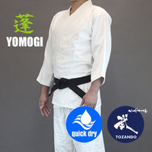 Full view of the yomogi set and logos.