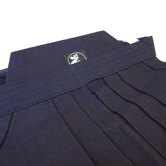 Close-up of the #6000 hakama pleats.