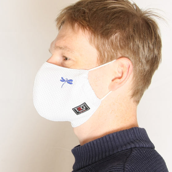 ISG Face Mask - White