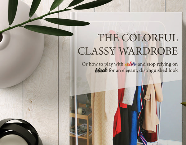 The Colorful Classy Wardrobe ebook