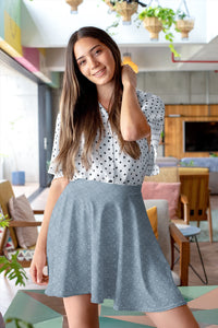 Dreamin Skater Skirt for Women