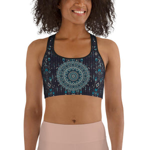 chalchi-aztec-mandala-geometric-navy-blue-jade-green-padded-sports-bra-women