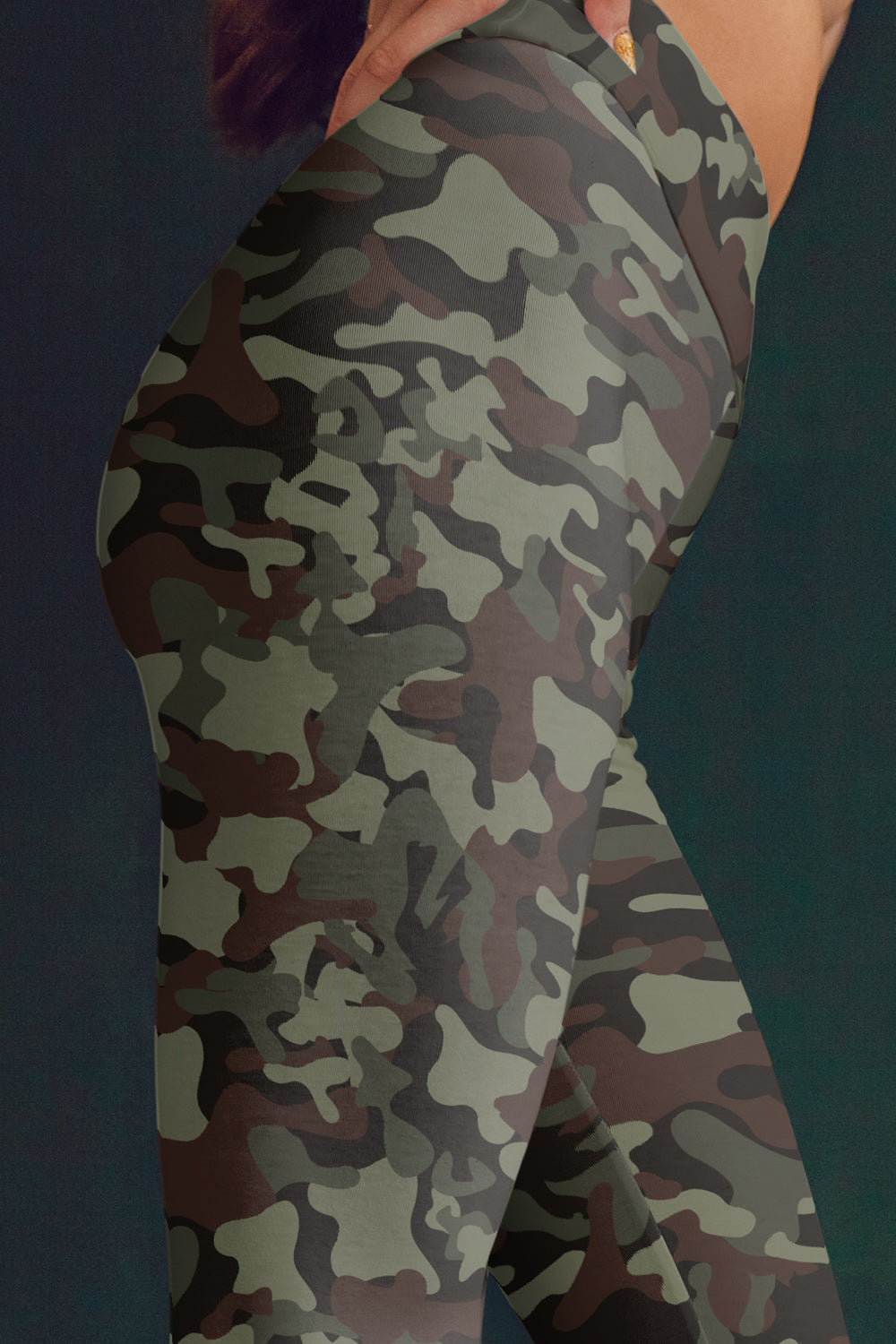 camouflage-print-camo-classic-green-brown-army-leggings-capri