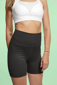 neutral-charcoal-gray-yoga-short-women