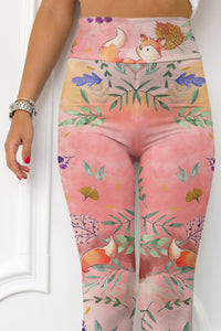fox-cute-foxy-lady-capri-leggings-yoga-women