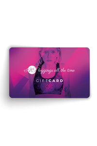 Leggings All The Time Gift Card