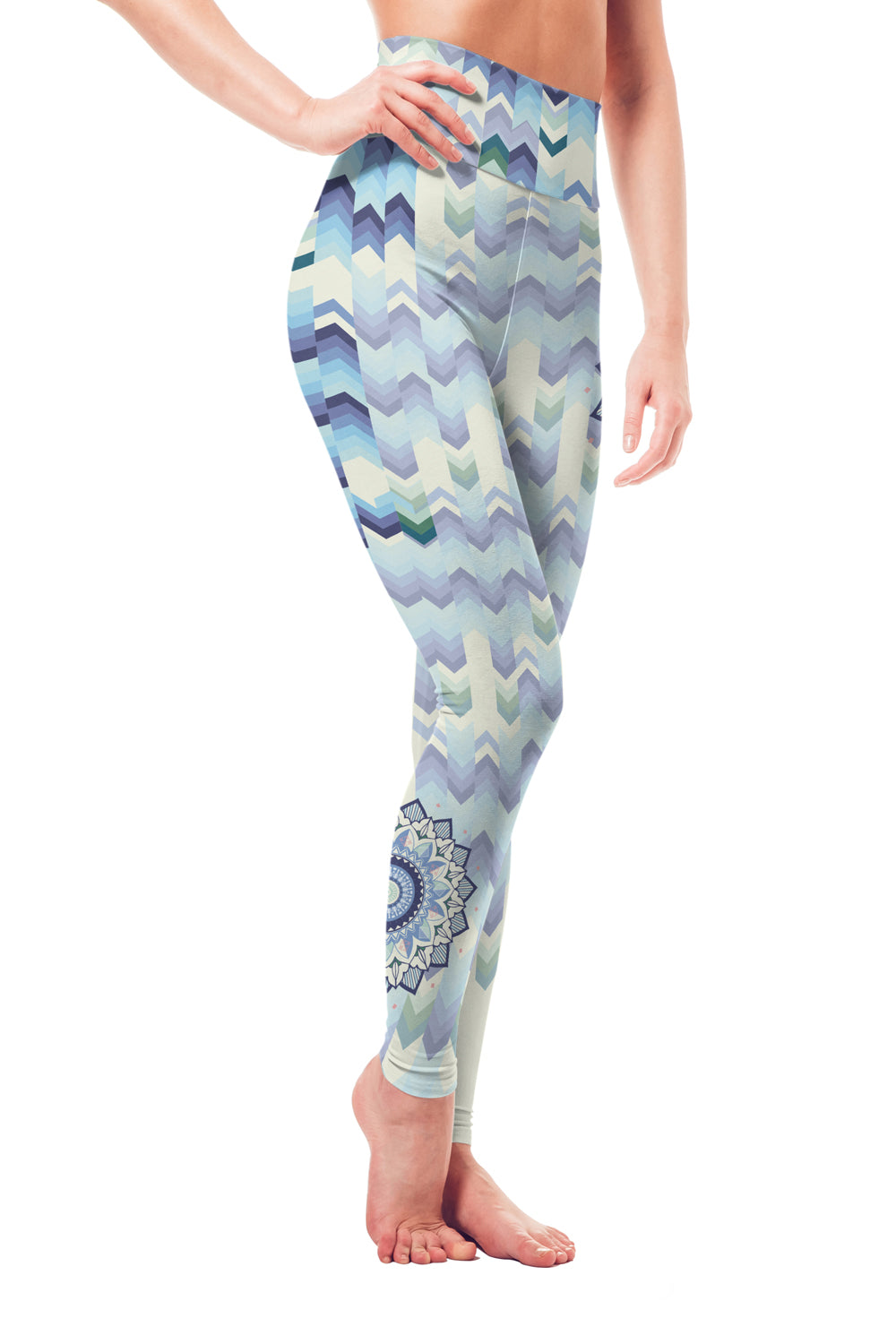 june-mandala-geometric-asymmetric-chic-yoga-leggings