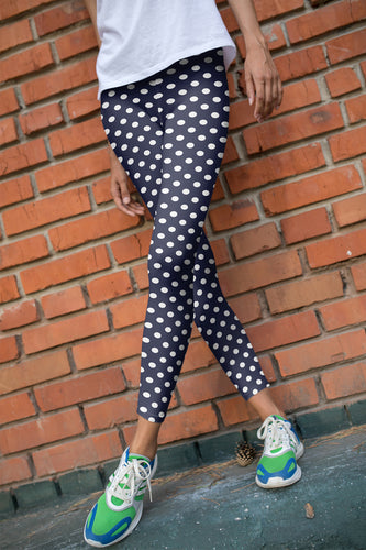 Polka-Dots-navy-white-youth-teens-leggings-shop