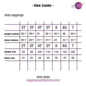 Clarity Kid's Leggings