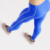 Sporty Stripes II Beauty Blue Urban Leggings
