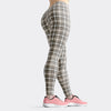 Tartan-olive-green-beige-elegant-classic-leggings-women-shop