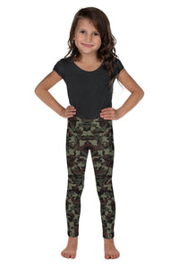 Classic Camo Kid's Leggings