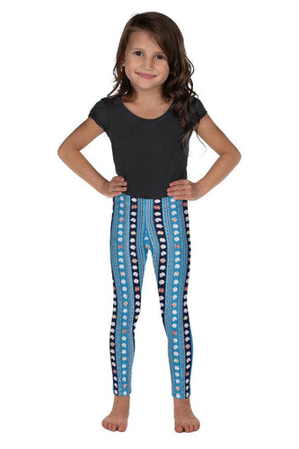 Bohemian Roses Kid's Leggings
