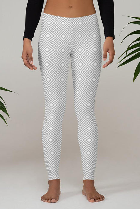 clarity-geometric-white-grey-elegant-chic-urban-leggings