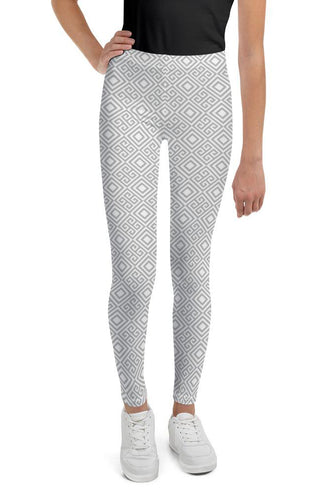 clarity-geometric-white-grey-elegant-chic-youth-leggings