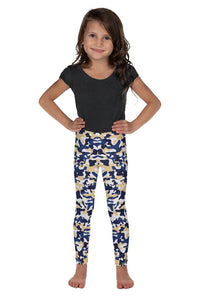 Contrast Camo Kid's Leggings