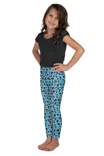 leopard-cool-blue-animal-print-kids-leggings
