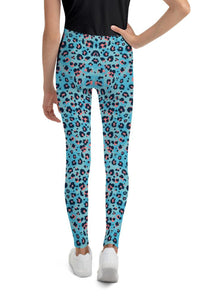 leopard-cool-blue-animal-print-youth-leggings-teens