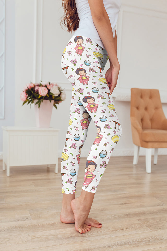 kawaii-cute-japanese-geisha-pink-kimono-youth-leggings-1