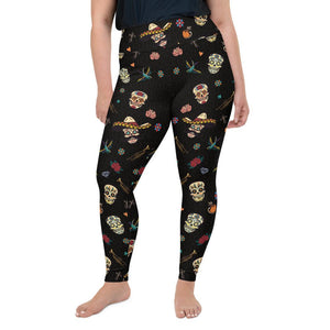 dia-de-los-muertos-death-day-mexico-design-woman-plus-size-leggings