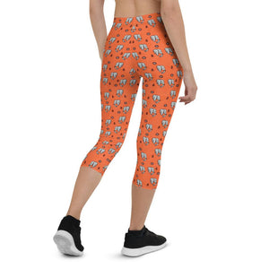 elephant-capri-leggings-for-women-2