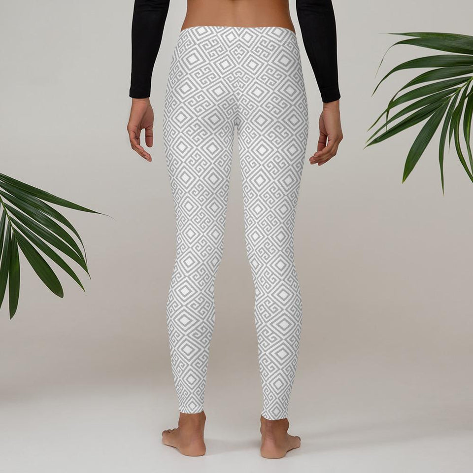 clarity-geometric-white-grey-elegant-chic-urban-leggings-women