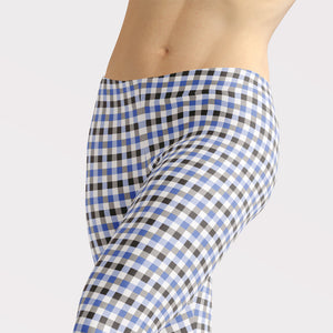 gingham-blue-grey-white-elegant-classic-women-street-urban-leggings-chic